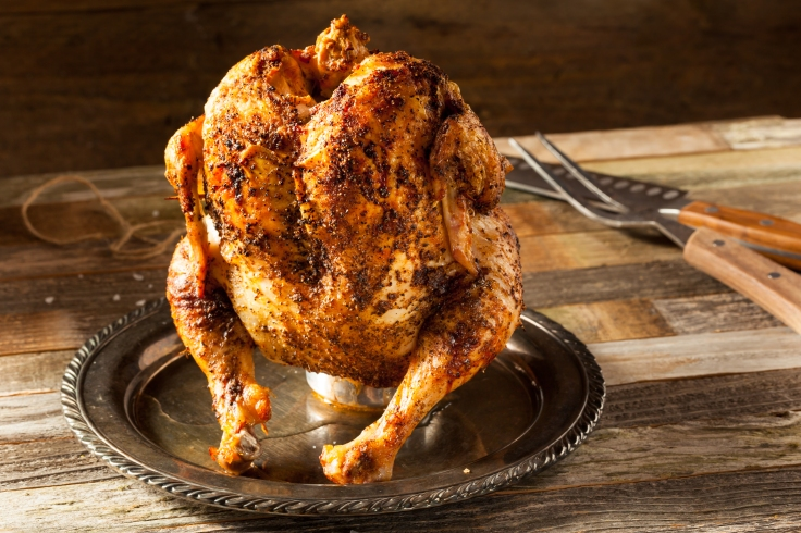 Beer Can Chicken-no packet